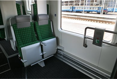 Services for passengers with disabilities or reduced mobility