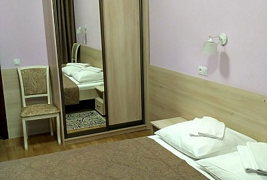 double room — 25.00 BYN/day