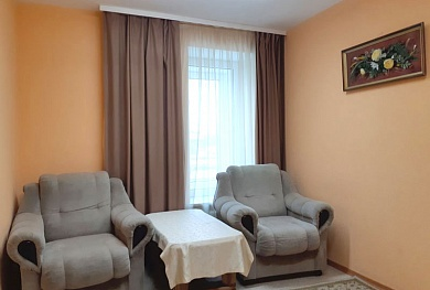 enhanced comfort single two-room — 48.00 BYN/person/day