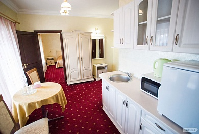 single two-room with kitchen — 65.60 BYN/person/day