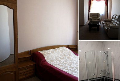 enhanced comfort single two-room — 42.52 BYN/person/day