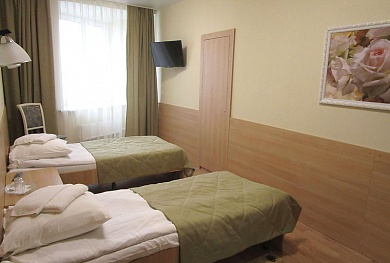 double room — 35.50 BYN/day