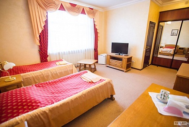 double room — 34.80 BYN/person/day;