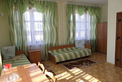 double room — 22,30 BYN/person/day