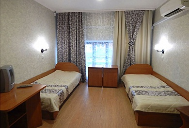twin room — 22.00 BYN/person/day