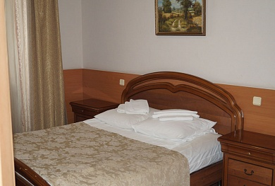 double two-room — 47.00 BYN/day BYN/day